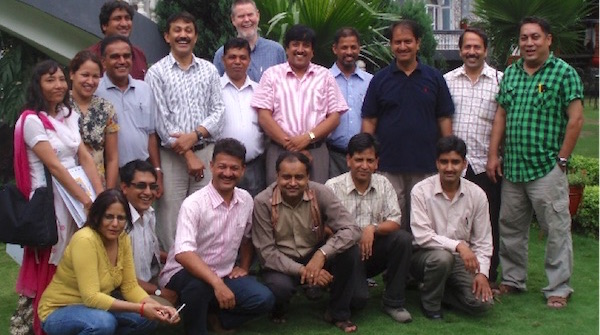 Nepal's Livelihoods and Forestry Programme (LFP) visit