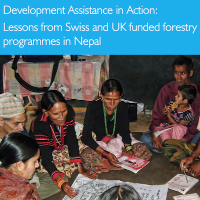 Development assistance in action cover