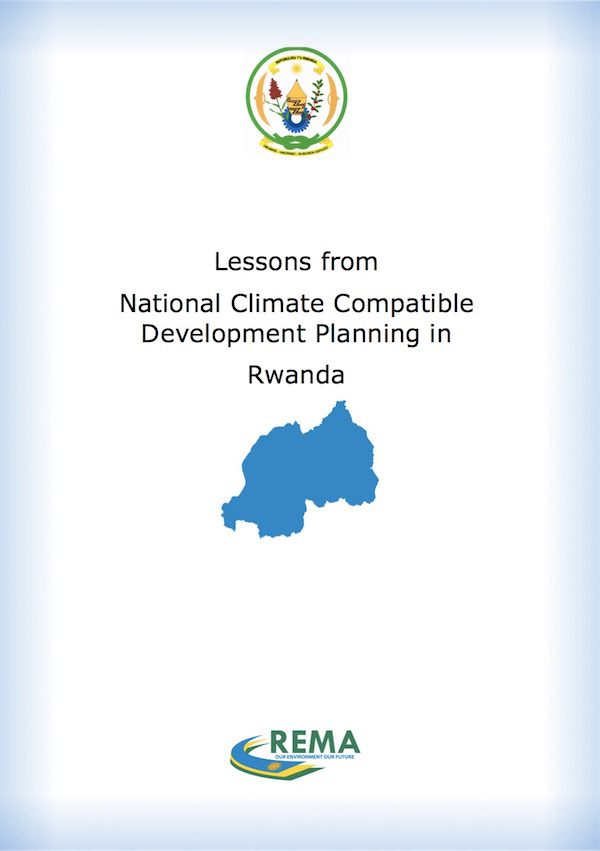 Climate Compatible Development: Lessons from Rwanda