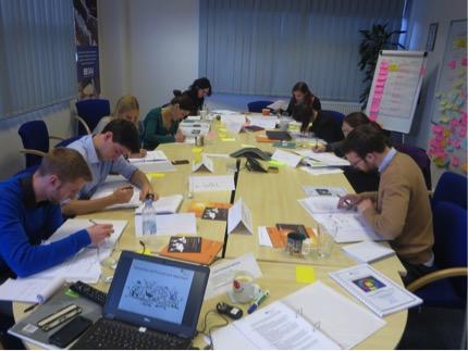 PCM DAI participants