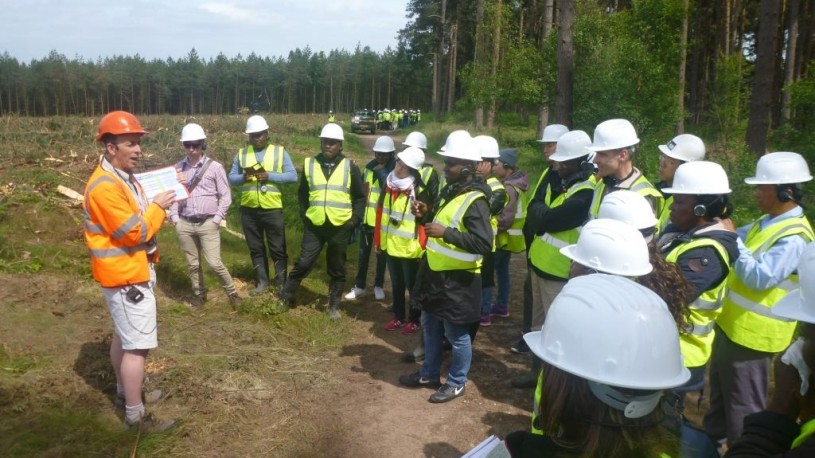 Cannock Chase Field Trip