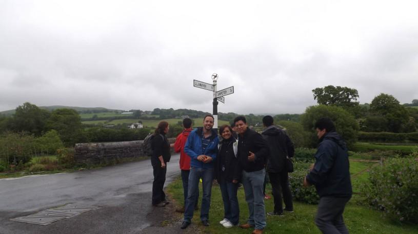 IFG Wales Field Trip