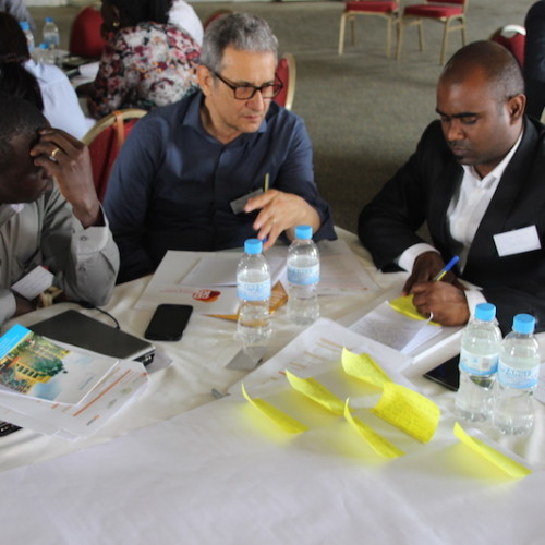 Kigali Climate Resource Mobilisation Exchange