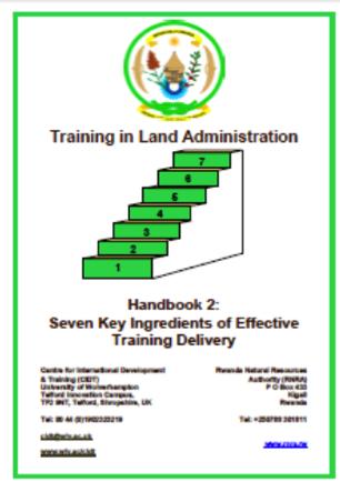 Rwanda Land Administration Handbook