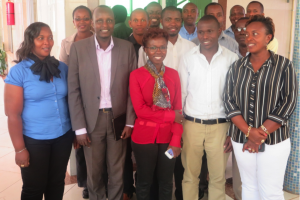 Rwanda Training of Trainers