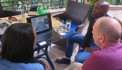 VC in Rwanda