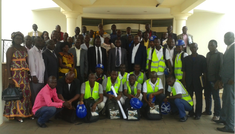 Building capacity for civil society led forest monitoring in Central African Republic