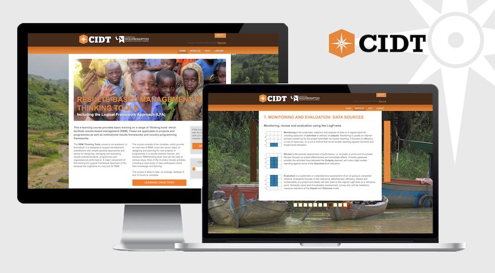 CIDT online course