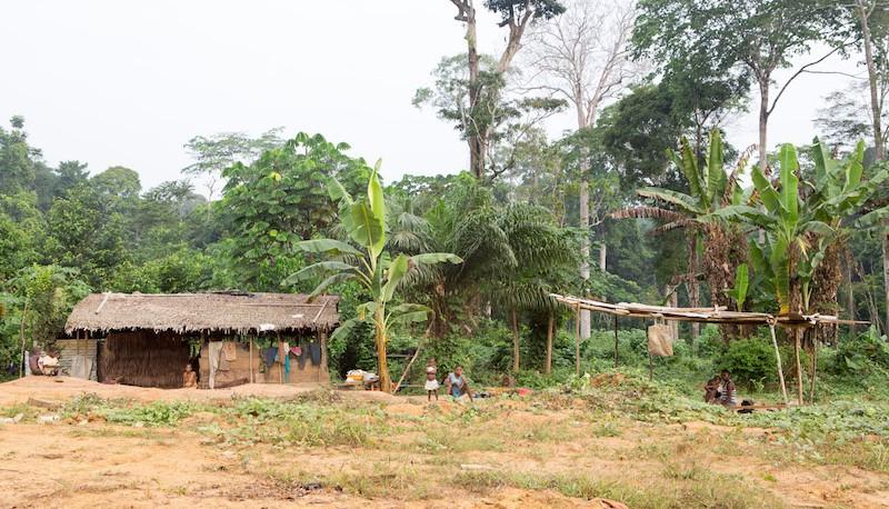 Regional exchange visit field trip