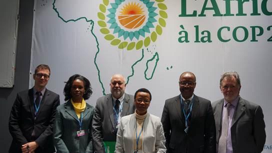 COP21 update