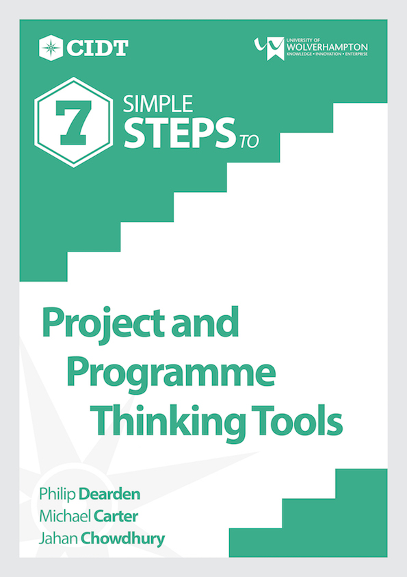 7 Steps to Project and Programme Thinking Tools