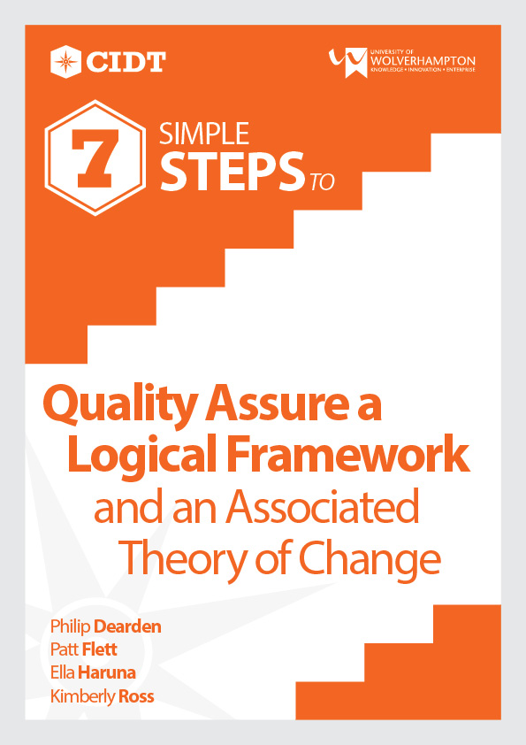 Quality Assure a Logical Framework
