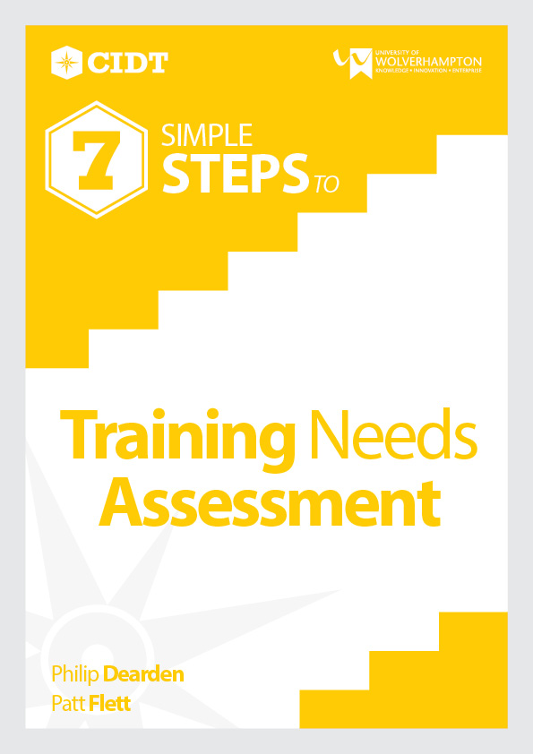 Training Needs Assessment Cidt