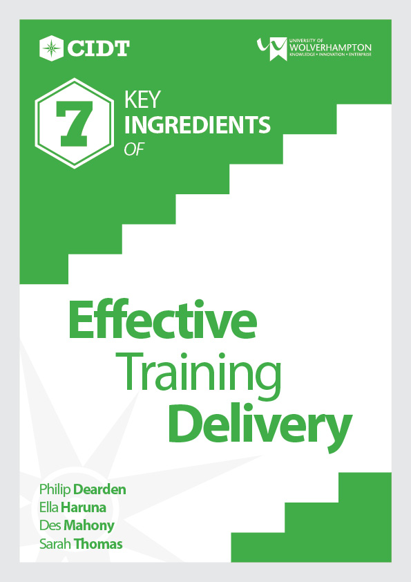 Effective Training Delivery