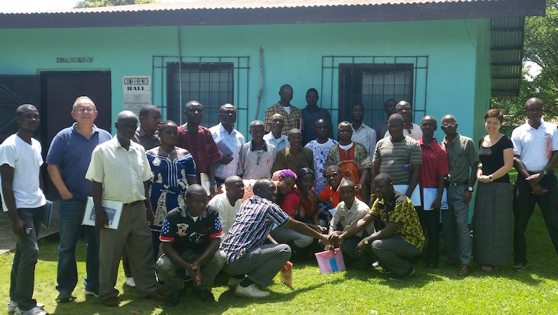 Liberia workshops