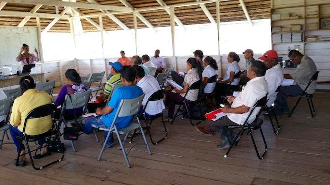 Guyana workshop
