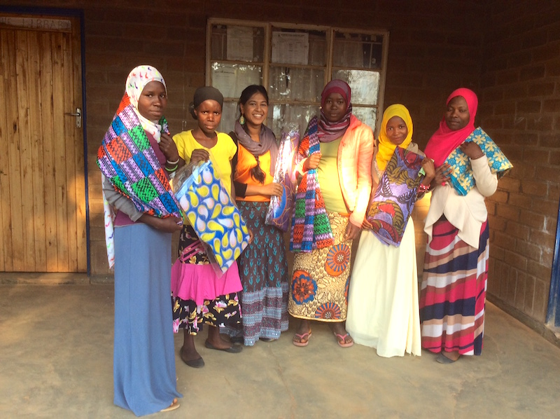 CAMFED's Supporting Young Women to Lead Change in Rural Malawi