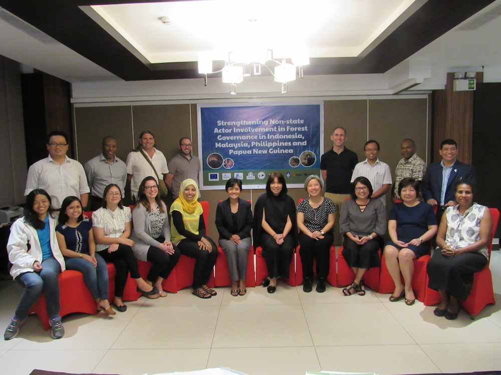 Inception Workshop in Manila
