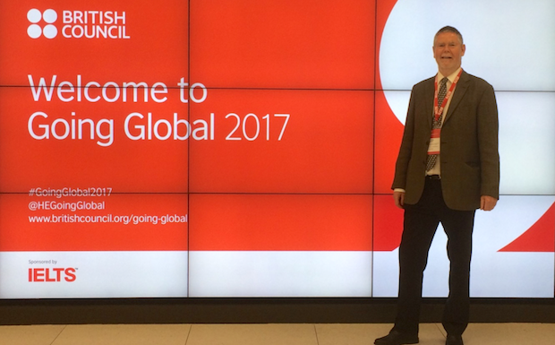 Philip Dearden at Going Global