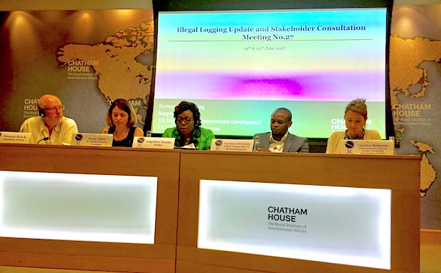 CIDT at Chatham House