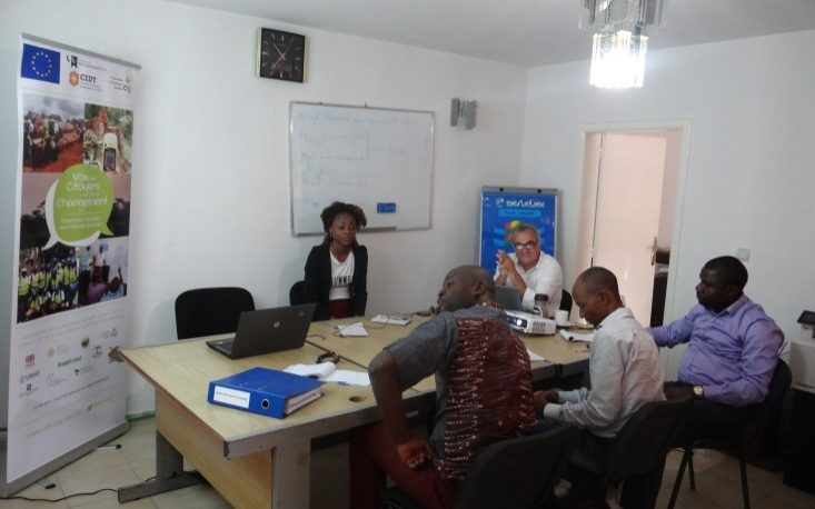 Gender needs analysis and training in DRC