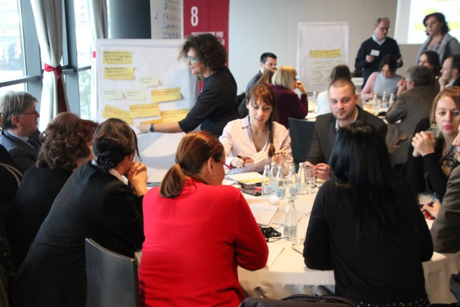 Monitoring and Evaluation Training with Montenegro Decent Work Country Programme