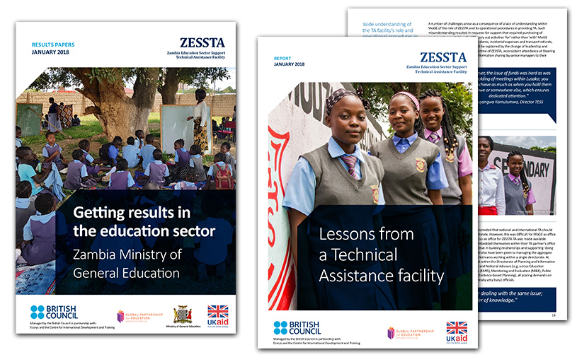 ZESSTA document covers