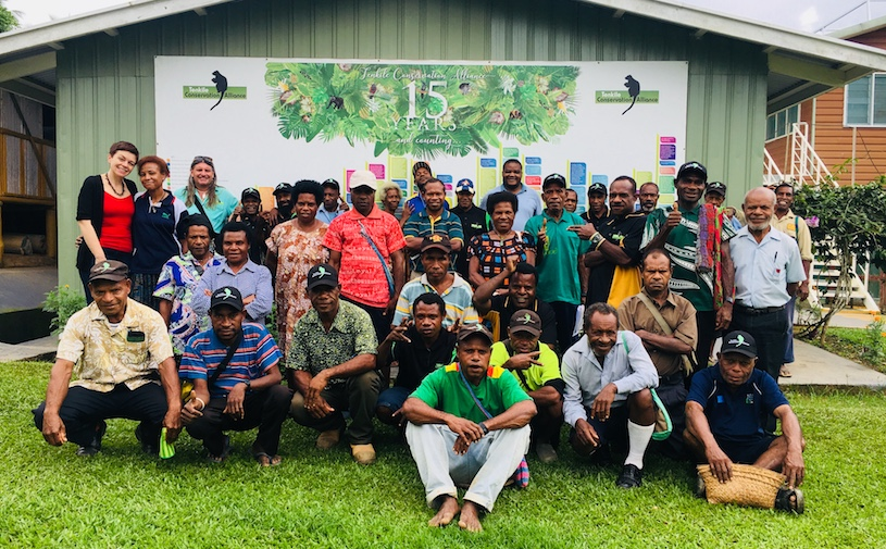 IFG course in Papa New Guinea