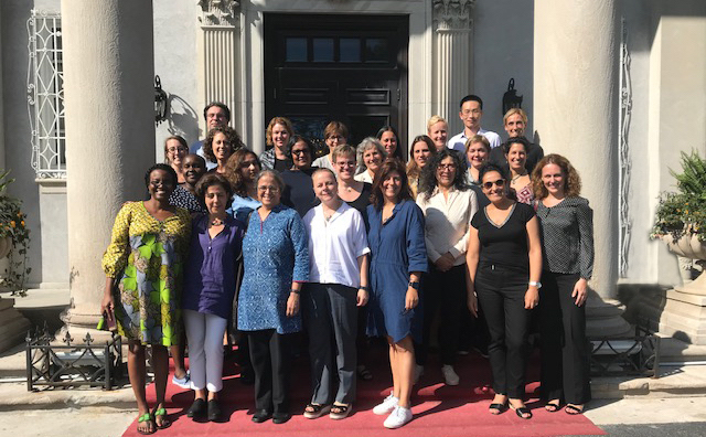 Rachel Slater participates in expert group meeting for the Commission of the Status of Women 2019 in New York