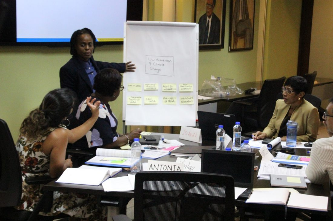 Project Management Masterclasses for staff of the Caribbean Development Bank