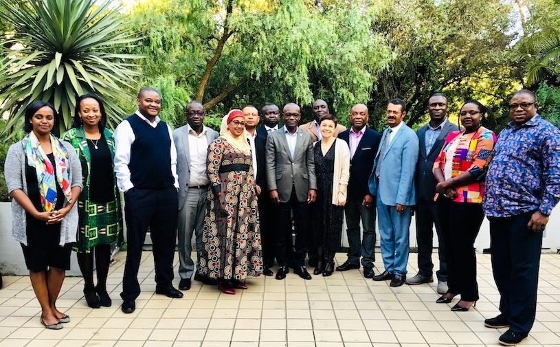 AU Addis Ababa workshop
