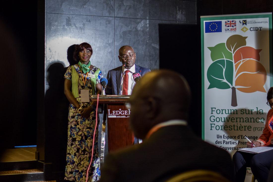 FGF Brazzaville Opening Ceremony
