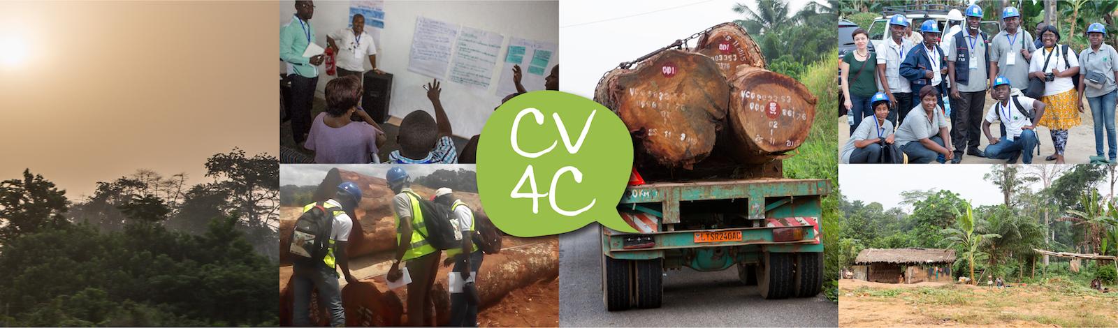 CV4C banner