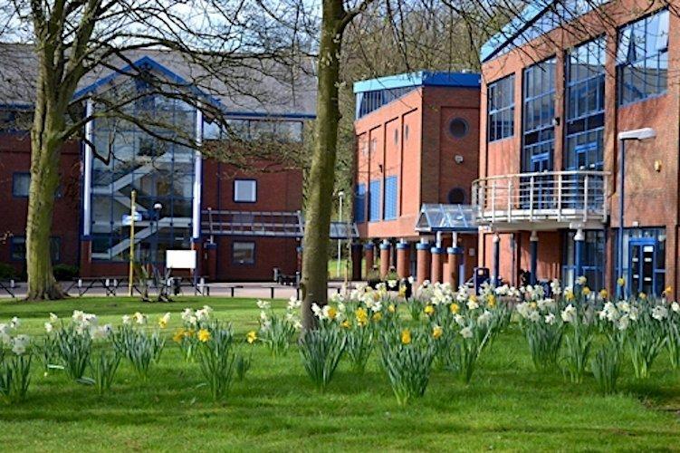 University of Wolverhampton Telford campus