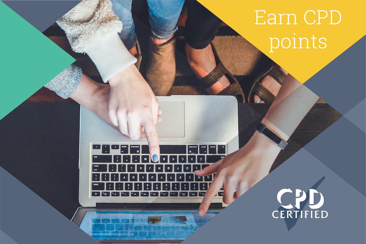 Earn CPD points
