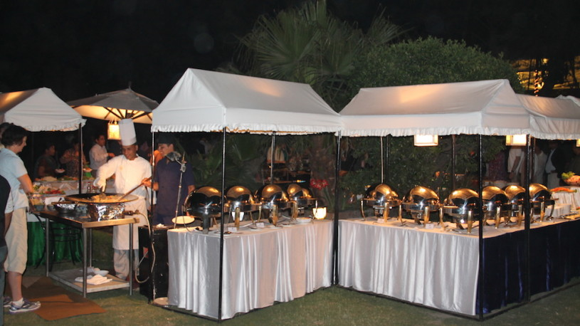 Nepal celebration event