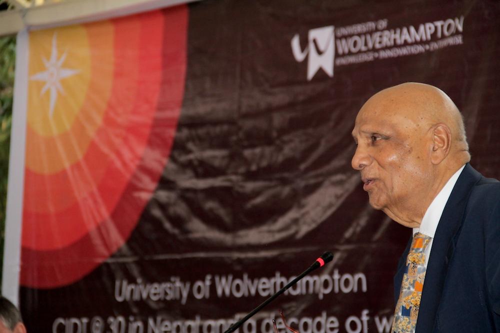 Lord Paul speaks in Nepal