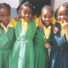 JAASP project photo of pupils