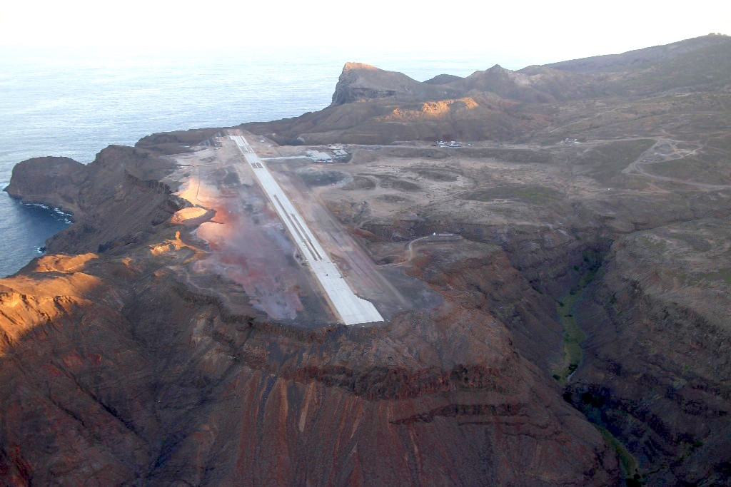 St Helena airport