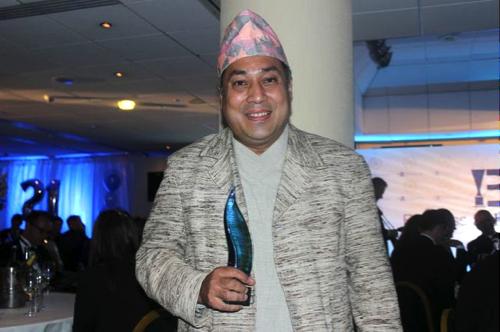 Vijay Shrestha degree presentation