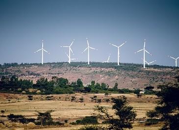 Adam wind farm Ethiopia