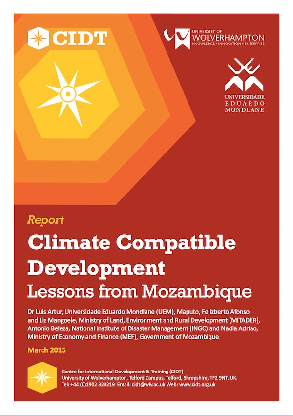 Climate Compatible Development: Lessons from Mozambique