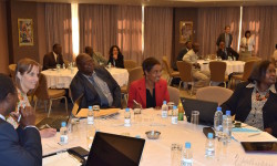 First Key Stakeholder workshop