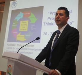 FAO Turkey workshop