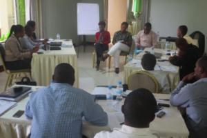 Rwanda Training of Trainers