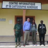 Forest Governance workshop with universities in Cameroon