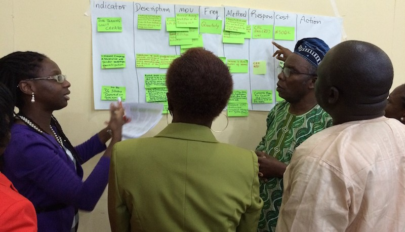 National Quality Infrastructure Project training