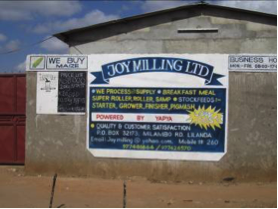 Field visit to Zambia in 2011 looking at entrepreneurship projects