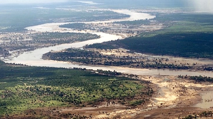 Image: Limpopo River by TSGT Cary Humphries is in the public domain.
