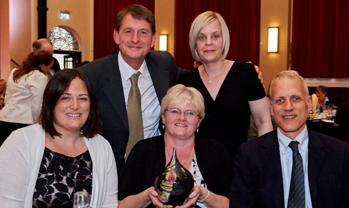 Vice-Chancellor's Award for Staff Excellence for Partnership